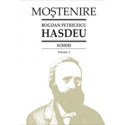 Bogdan Petriceicu Hasdeu. Scrieri. Volumul 05. Folcloristica