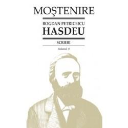 Bogdan Petriceicu Hasdeu. Scrieri. Volumul 08. Istoria critica a romanilor