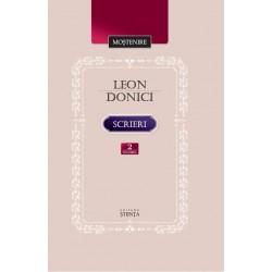 Leon Donici. Scrieri. Volumul 2