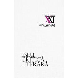 Eseu. Critica literara - Adrian Ciubotaru