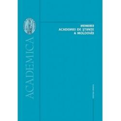 Membrii Academiei de Stiinte a Moldovei. Dictionar (1961–2006)