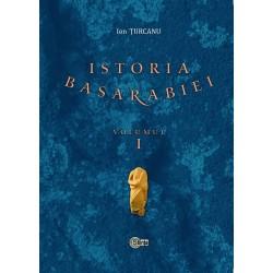 Istoria Basarabiei. Vol. 1: Preludii. Din paleolitic pana la sfarsitul Antichitatii
