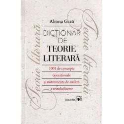 Dictionar de teorie literara.  1001 de concepte operationale si instrumente de analiza a textului...