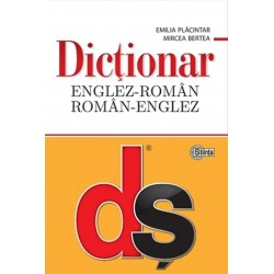 Dictionar englez-roman, roman-englez (cu minighid de conversaţie