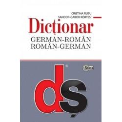 Dictionar german-roman, roman-german (cu minighid de conversatie)