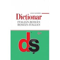 Dictionar italian-roman, roman-italian (cu minighid de conversatie)