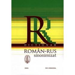 Dictionar roman-rus sinonimizat - Anton Bors
