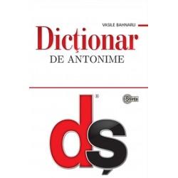 Dictionar de antonime - Vasile Bahnaru