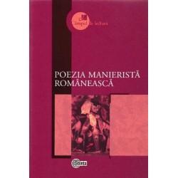 Poezia manierista romaneasca