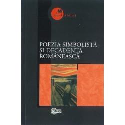 Poezia simbolista si decadenta romaneasca