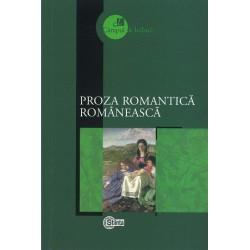 Proza romantica romaneasca
