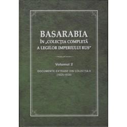 "Basarabia in ""Colectia completa a legilor Imperiului Rus"" Vol. II - Mihai Tasca, Igor Ojog, Igor..."