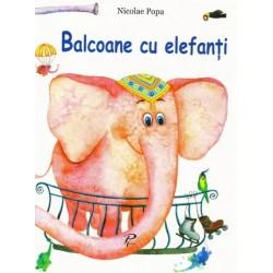 Balcoane cu elefanti -...